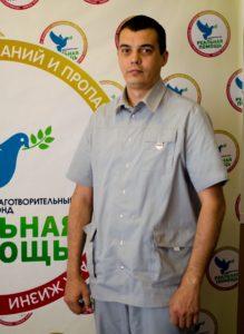 Славич Дмитрий - РЦ Реальная помощь